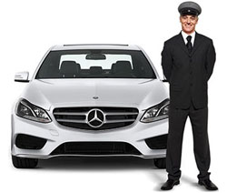 corporate limo chauffeurs