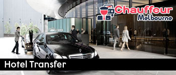 hotel airport transfer melbourne