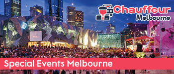 limo for special events in Melbourne